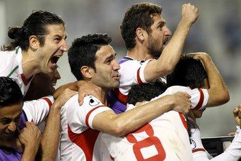 Fudbaleri Irana