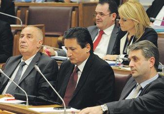 Rifat Rastoder, Predrag Sekulić, Mevludin Nuhodžić