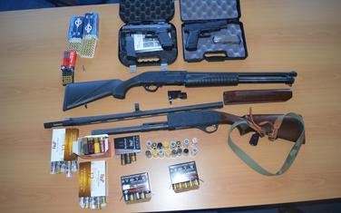 Oduzeto oružje na Cetinju