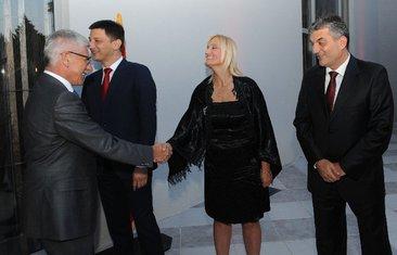 Darko Pajović, Azra Jasavić, Mladen Bojanić