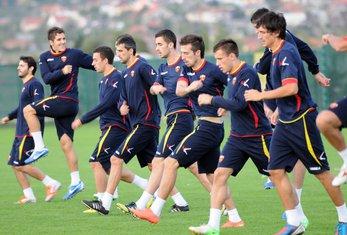Fudbalska reprezentacija