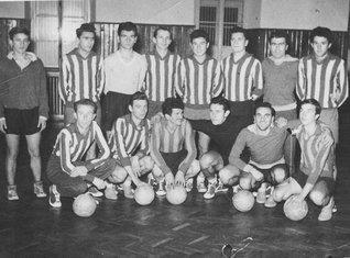 FK Lovćen 1956
