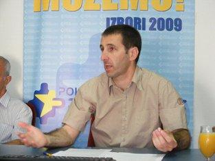 Stevan Džaković, PzP