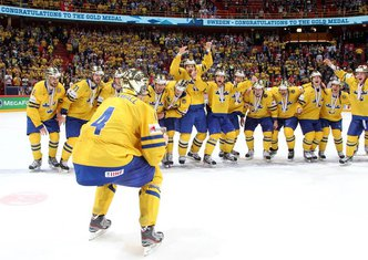 Hokejaši Švedske
