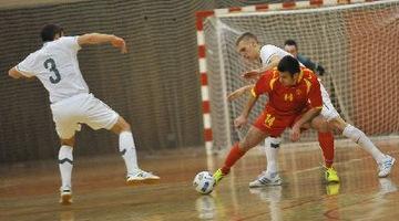 Futsal, Crna Gora