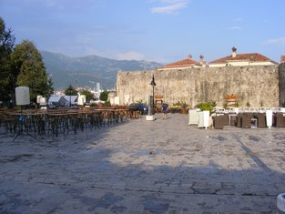 Stari grad, Budva