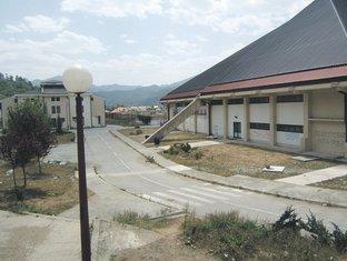Sportska hala Kolašin