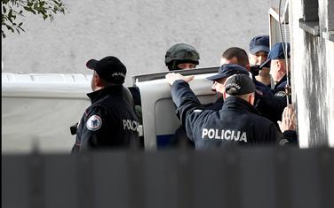 Dovođenje Kašćelana na suđenje