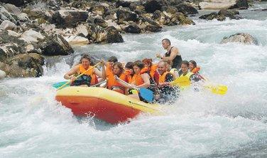 Tara, rafting