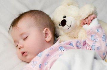 beba spavanje