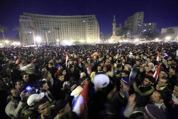 Egipat nakon govora Mubaraka