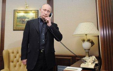 Putin telefonira