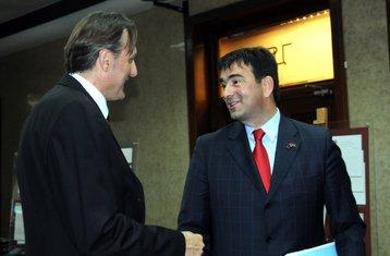 Ranko Krivokapić, Nebojša Medojević