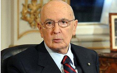 Đorđo Napolitano, Italija