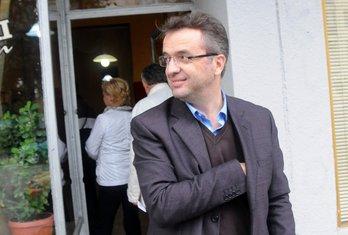 Goran Danilović glasanje