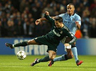 Vensan Kompani i Kristijano Ronaldo