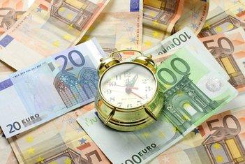 vrijeme, novac