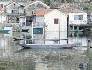 Vranjina, poplava, Skadarsko jezero