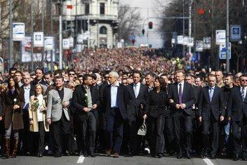 Šetnja za Zorana