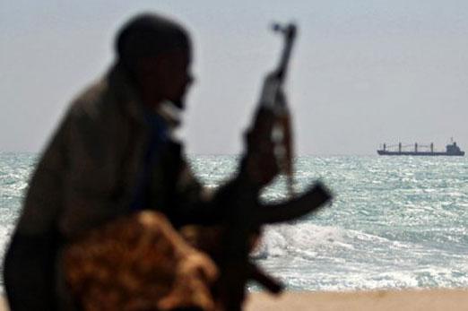 Somalija, pirati