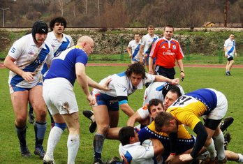 Ragbi susret Bosna i Hercegovina - Crna Gora