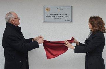 Pius Fišer, Milica Pejanović Đurišić