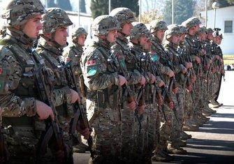Vojska CG