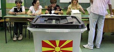 Makedonija, izbori