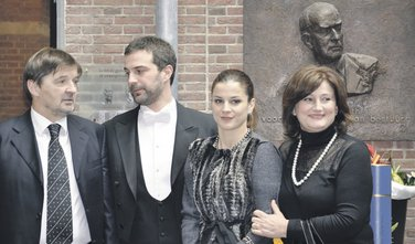 Miodrag Vuković, porodica