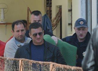 hapšenje Budva, Nebojša Savić, Gajo Savić, Rastislav Cvetkov