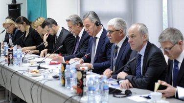 Milo Đukanović, Evropska Komisija
