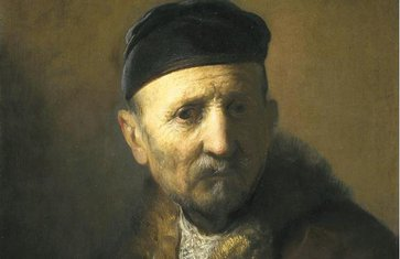 rembrant, Portret Rembrantovog oca