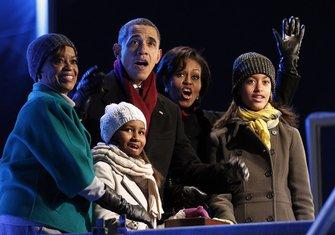Familija Obama