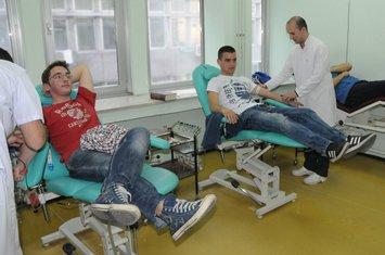 davaoci krvi Ekonomska škola