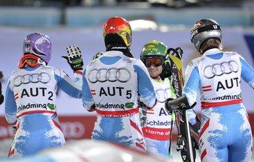 Skijaši Austrije