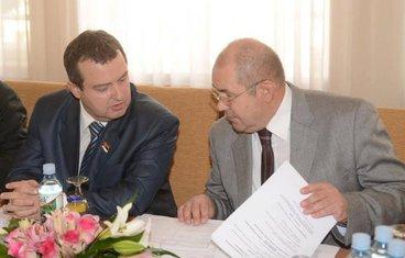 Ivica Dačić i Ištvan Pastor