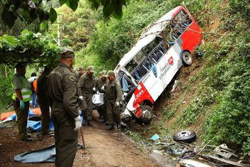 Tragedija u Čileu