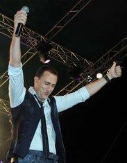 Sergej Ćetkovic koncert Podgorica