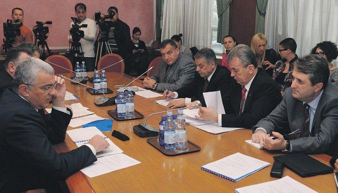 Odbor, korupcija