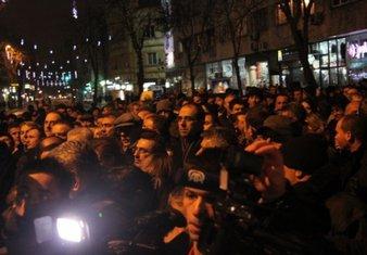 Makedonija, protesti opozicije