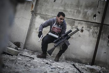 Snajperista Sirija
