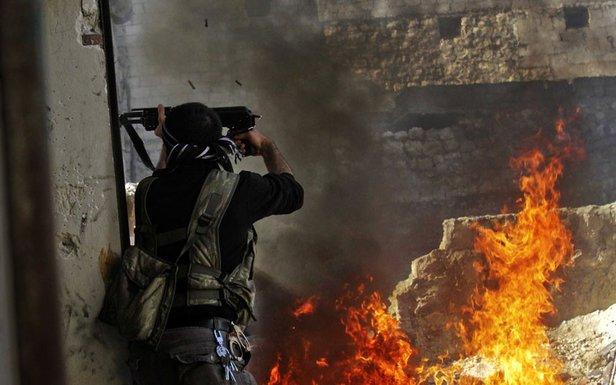 Sirija, Asadove trupe