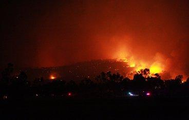 Australija, požari
