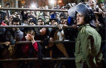 javno vješanje, Iran