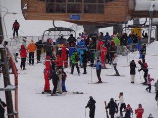 snijeg skijanje Bjelasica