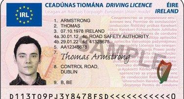 Nove vozačke dozvole u EU