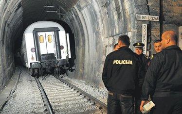 Željeznička nesreća Mojkovac