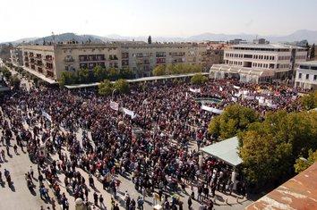 protesti, 18. mart