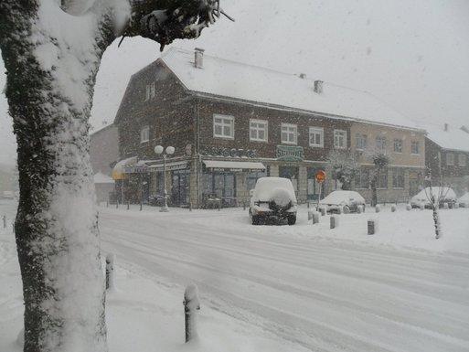 snijeg Kolašin