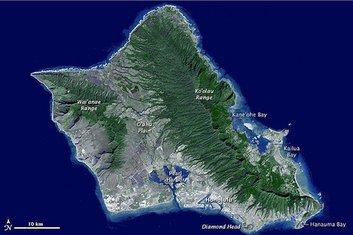 Havaji, Oahu